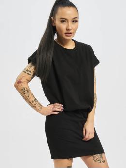 DEF Kleid Dress schwarz