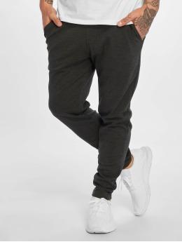 DEF Látkové kalhoty Chini šedá