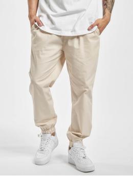 DEF Látkové kalhoty Tom  béžový