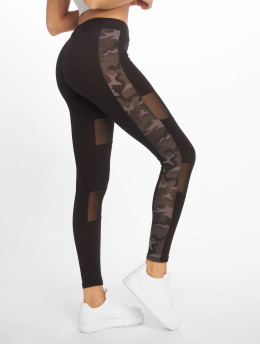 DEF Legging/Tregging Tealy  camouflage
