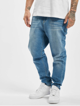DEF Loose fit jeans Roger  blauw
