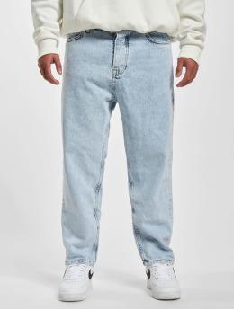 DEF Loose fit jeans Lenox blauw