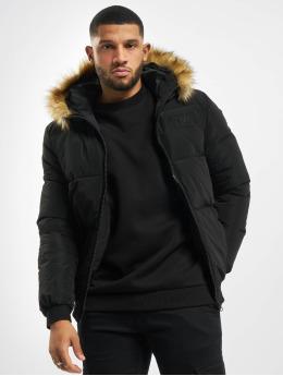 DEF Manteau hiver Fame noir