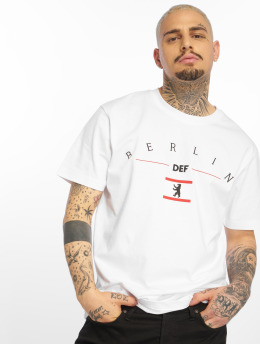 DEF MERCH Camiseta Merch blanco