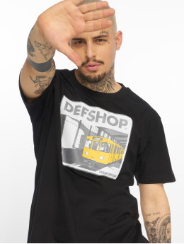 DEF MERCH Camiseta Merch negro
