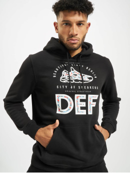 DEF MERCH Hoody Merch zwart