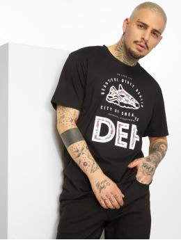 DEF MERCH T-Shirt Merch schwarz