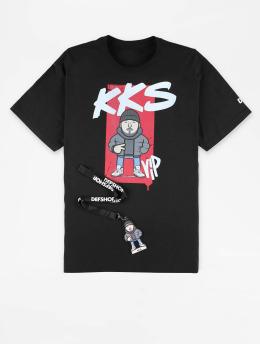 DEF MERCH T-Shirt Vip schwarz