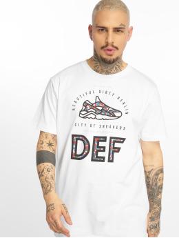 DEF MERCH T-shirt Merch vit