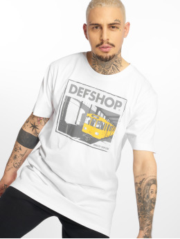 DEF MERCH T-shirts Merch hvid