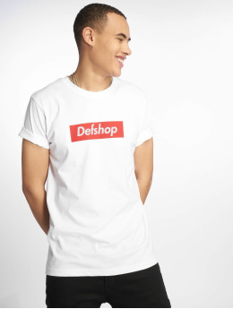 DEF MERCH T-Shirty MERCH bialy