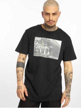 DEF MERCH T-Shirty Berlino  czarny