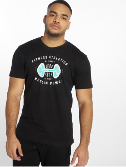 DEF MERCH T-Shirty MERCH  czarny