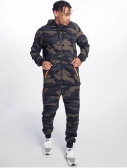 DEF Mjukiskläder Sweat kamouflage