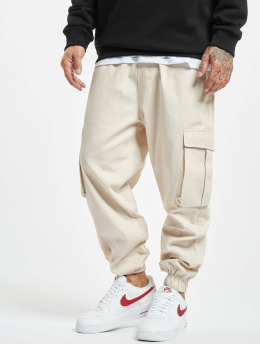 DEF Pantalon cargo Flo  beige