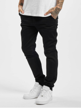 DEF Pantalon chino Keno  noir