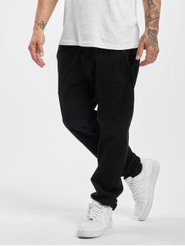 DEF Pantalon chino Karl  noir