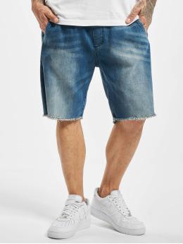 DEF Pantalón cortos Sleg  azul