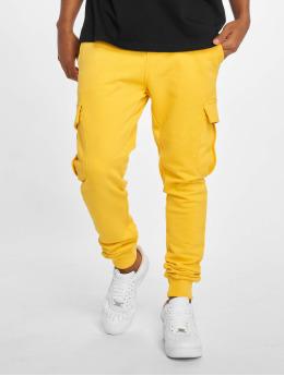 DEF Pantalón deportivo Gringo amarillo