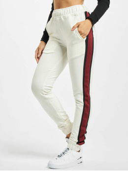 DEF Pantalón deportivo Macy blanco