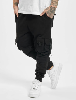 DEF Pantalón deportivo Brian negro