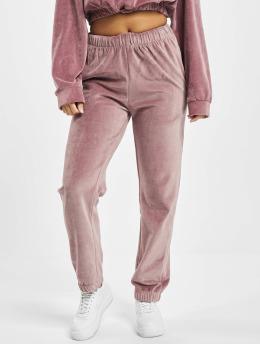DEF Pantalón deportivo Gigi  púrpura