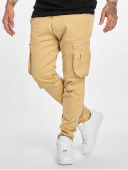 DEF Pantalone Cargo Kuro beige