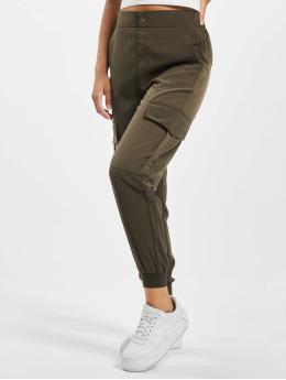 DEF Pantalone Cargo Marja  oliva