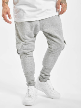 DEF Pantalone ginnico Chico grigio