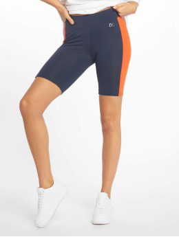 DEF shorts Cycle  blauw