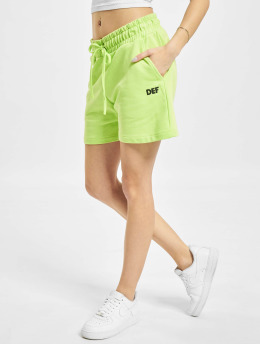 DEF Shorts Joy gelb