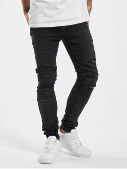 DEF Skinny jeans Lois svart