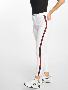 DEF Frauen Skinny Jeans Ginger in weiß