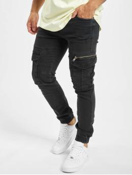 DEF Slim Fit Jeans Norman  èierna