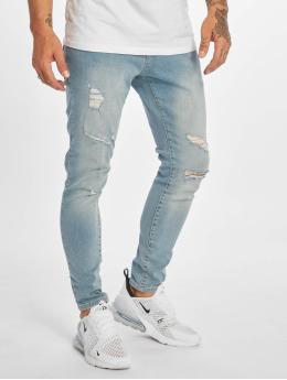 DEF Slim Fit Jeans Rio blau