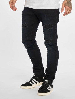 DEF Slim Fit Jeans Mats Slim schwarz