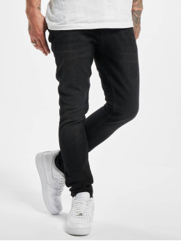 DEF Slim Fit Jeans Levin sort