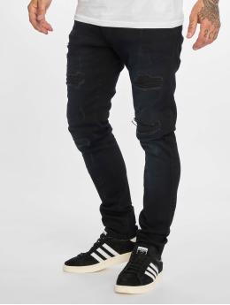 DEF Slim Fit Jeans Mats Slim zwart