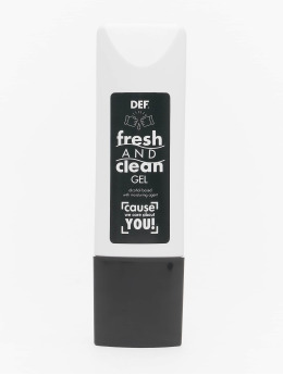 DEF Sonstige Fresh And Clean Gel Hand Cleaner //  Warning: only by standard shipping and only to Germany weiß