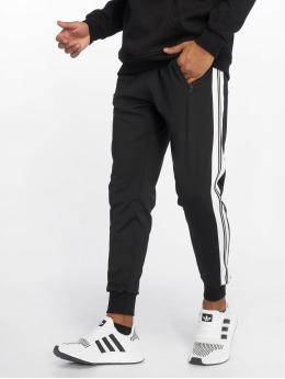 DEF Spodnie do joggingu Tape czarny