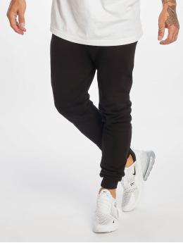 DEF Spodnie do joggingu Jef czarny