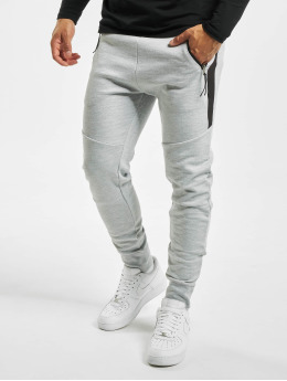 DEF Spodnie do joggingu Joris  szary