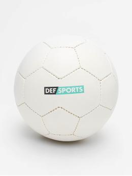 DEF Sports Palloni di calcio DEF bianco