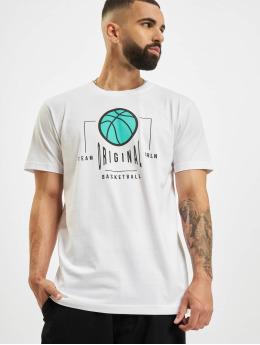 DEF Sports T-Shirt Sports  weiß
