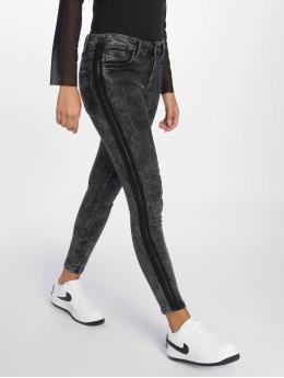 DEF Straight Fit Jeans Reckless šedá