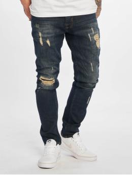 DEF Straight Fit Jeans Faith blå