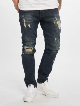 DEF Straight Fit Jeans Faith modrý