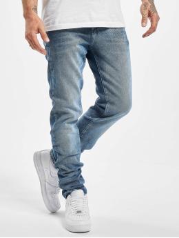 DEF Straight Fit Jeans Alfie modrý