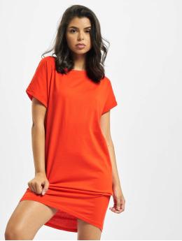 DEF Sukienki Agung czerwony
