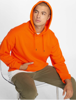DEF Sweat capuche Moretus orange
